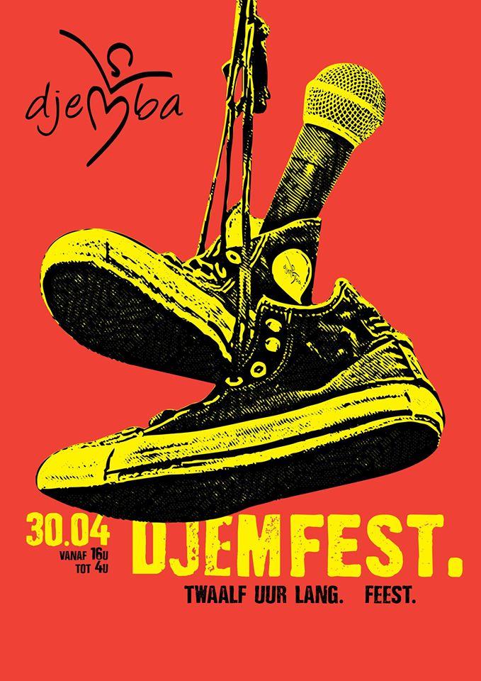 Djemfest Online!